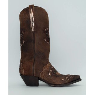 Dan Post Women's Shabby Chic Western Boots DP3580