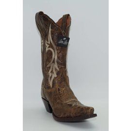 Dan Post Women's Knockout Snip Toe Boot  DP3711