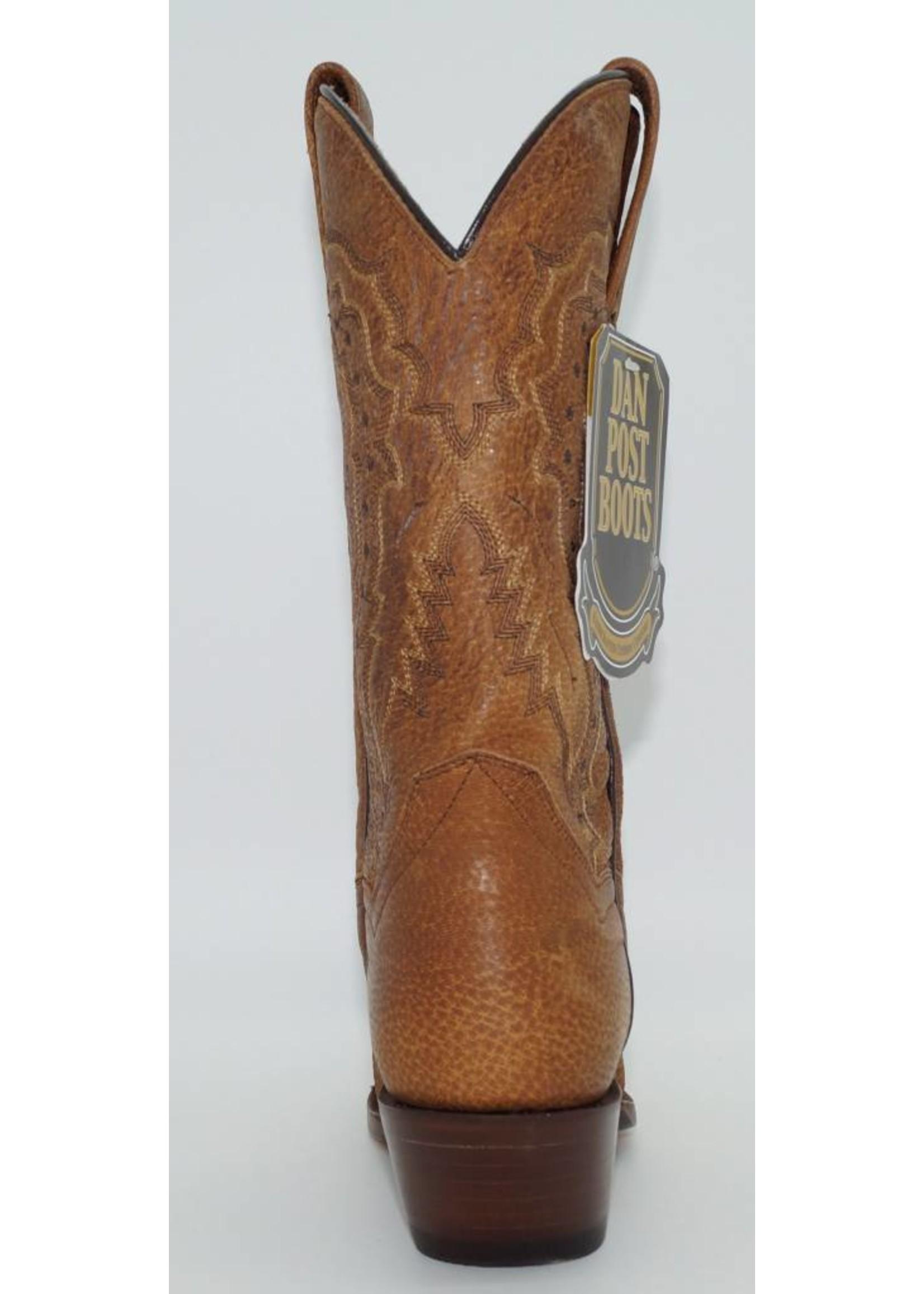 Dan Post Womens Worn Deer Western Boots DP3470