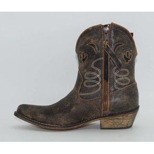 Dingo Women's Adobe Rose Western Boots DI696