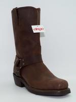 Dingo Women's Brown Motorcycle Harness Boot DI7374