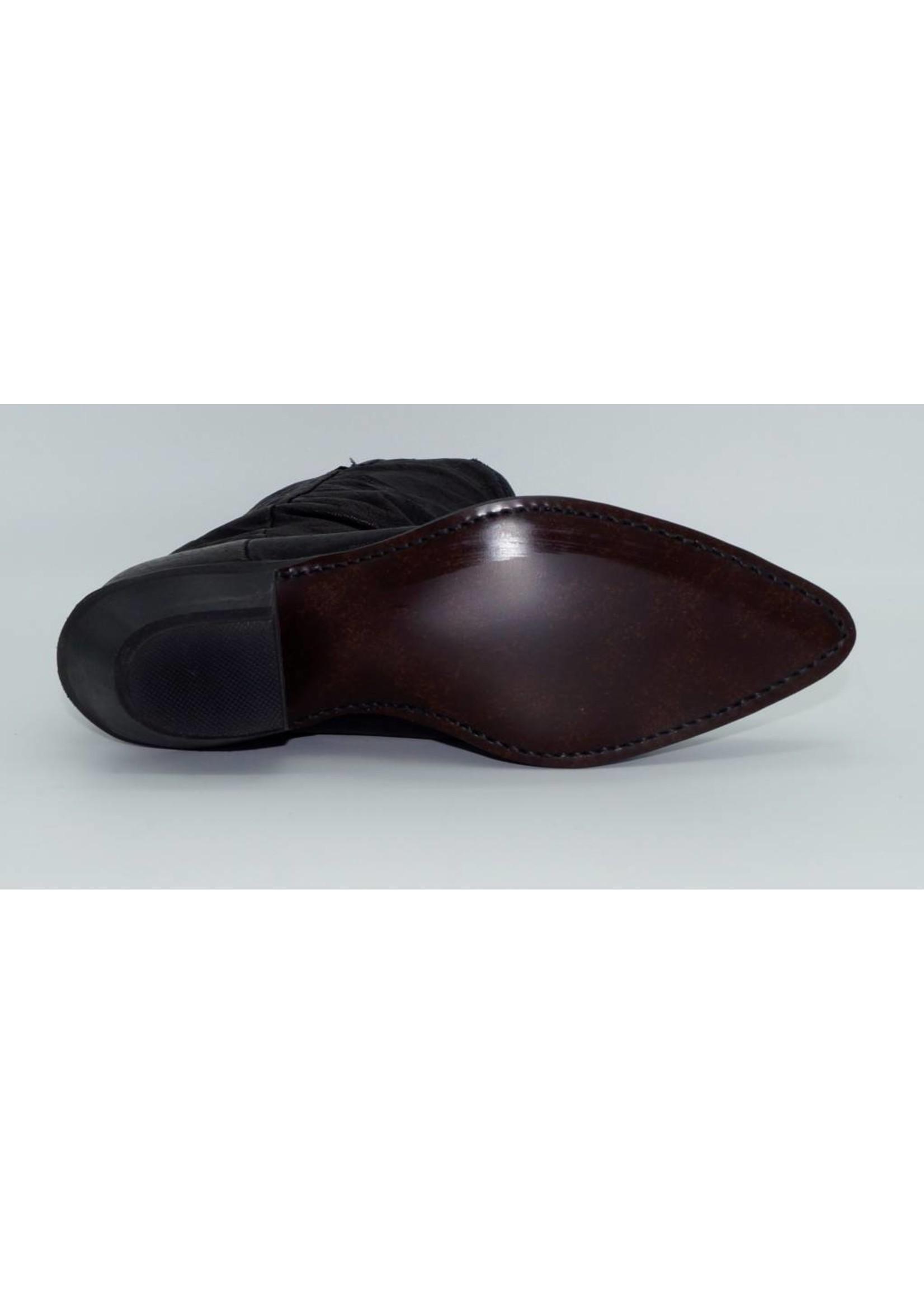 Dingo Women's Black Slouch Western Boot DI17310