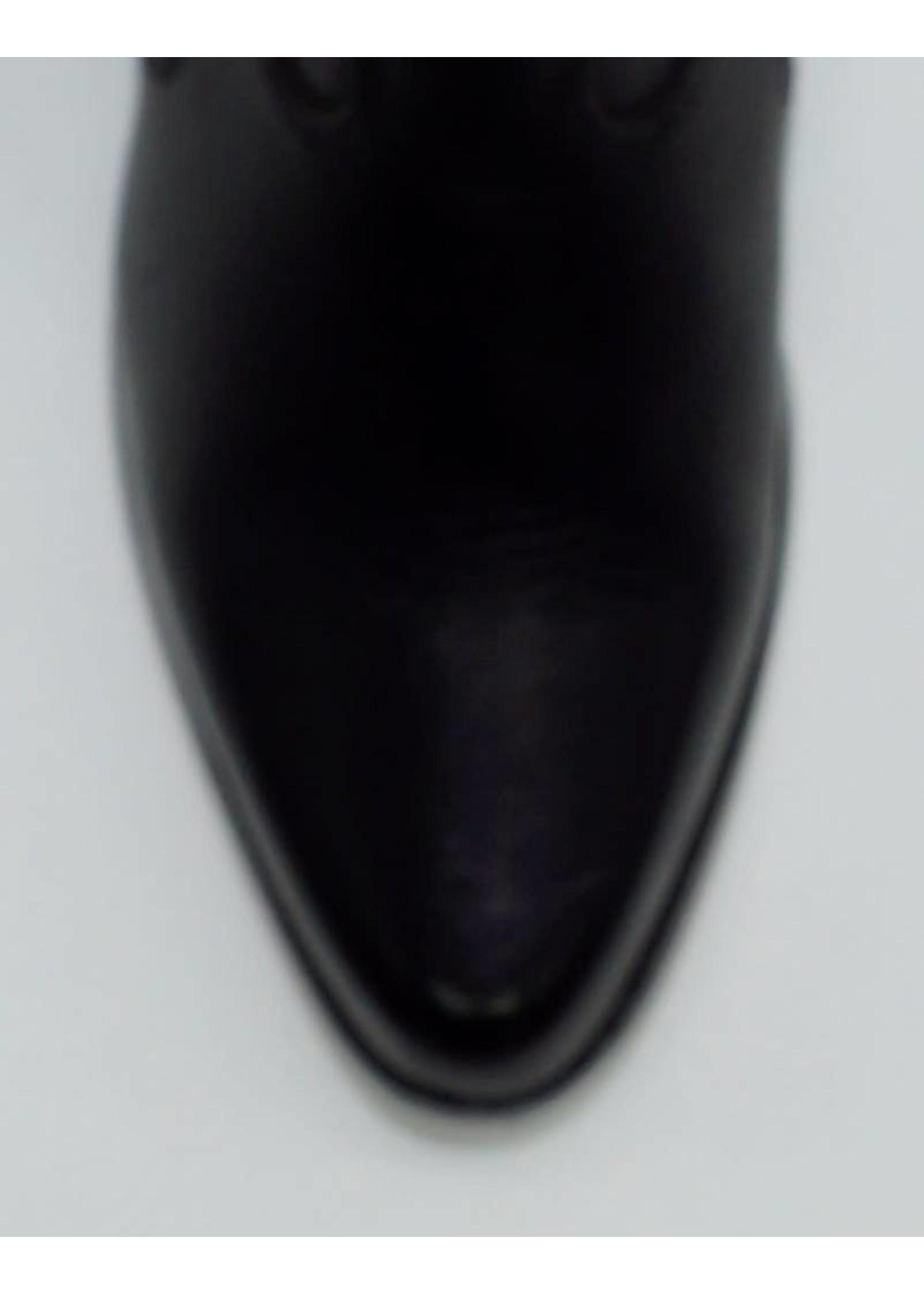 Dingo Women's Short Black Western Boot DI560