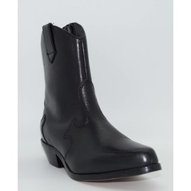 Dingo Women's Short Black Western Boot DI560