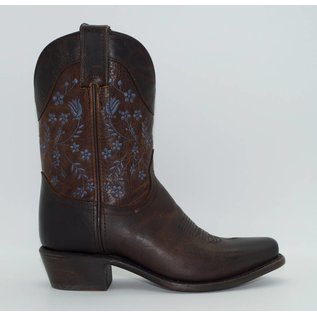 Sonora Women's Chocolate Western Boot SN2303