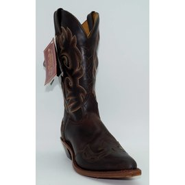 Boulet Women's Brown Western Boot 6007