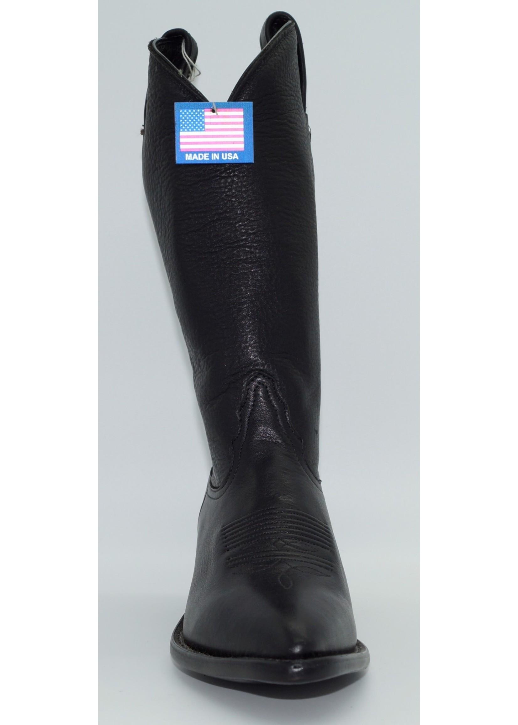 Tony Lama Women's Black Western Boot F1603L