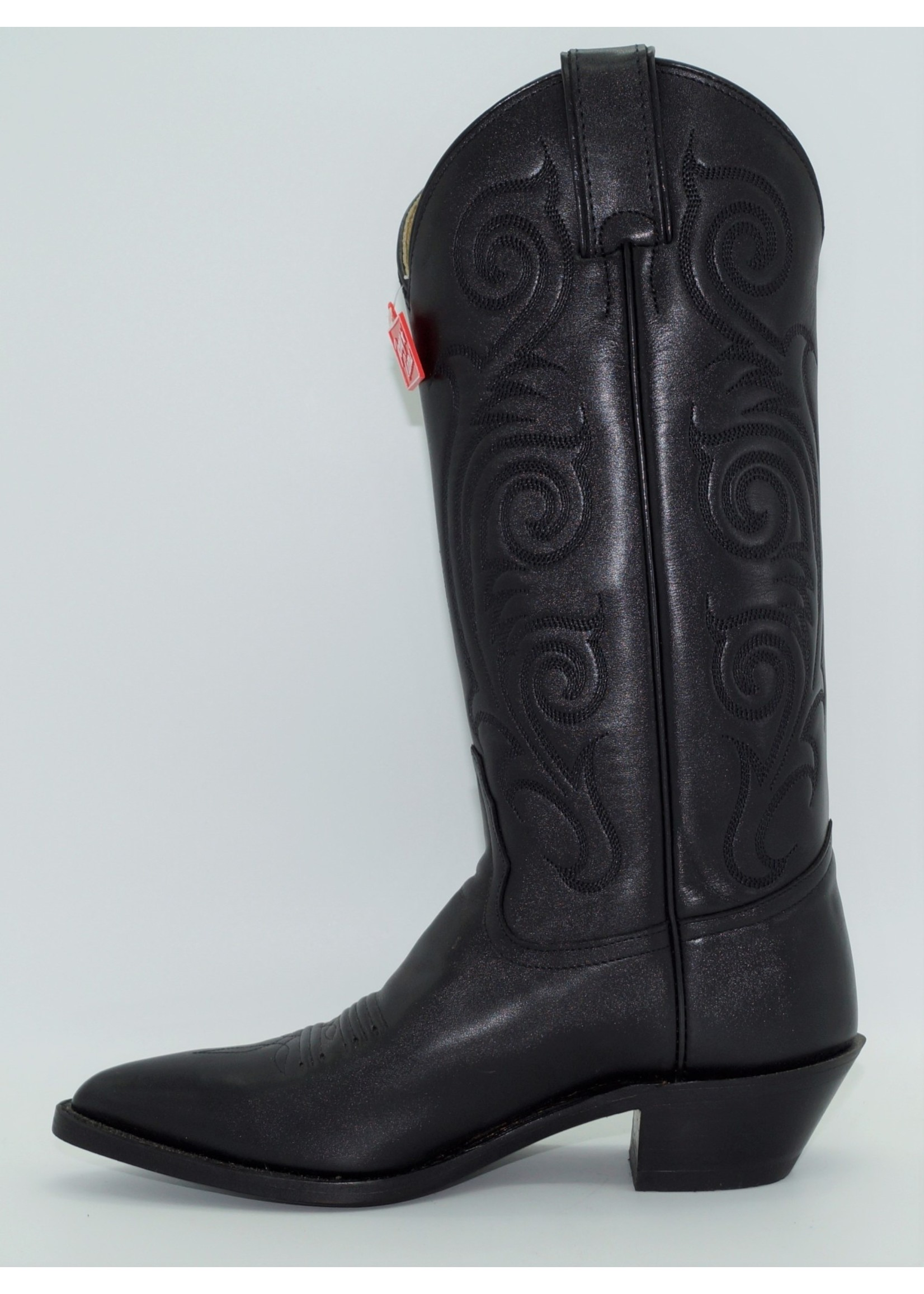 Tony Lama Women's Black Western Dress Boot VL1974