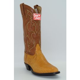 Tony Lama Women's Buttercup Lizard Y1306L
