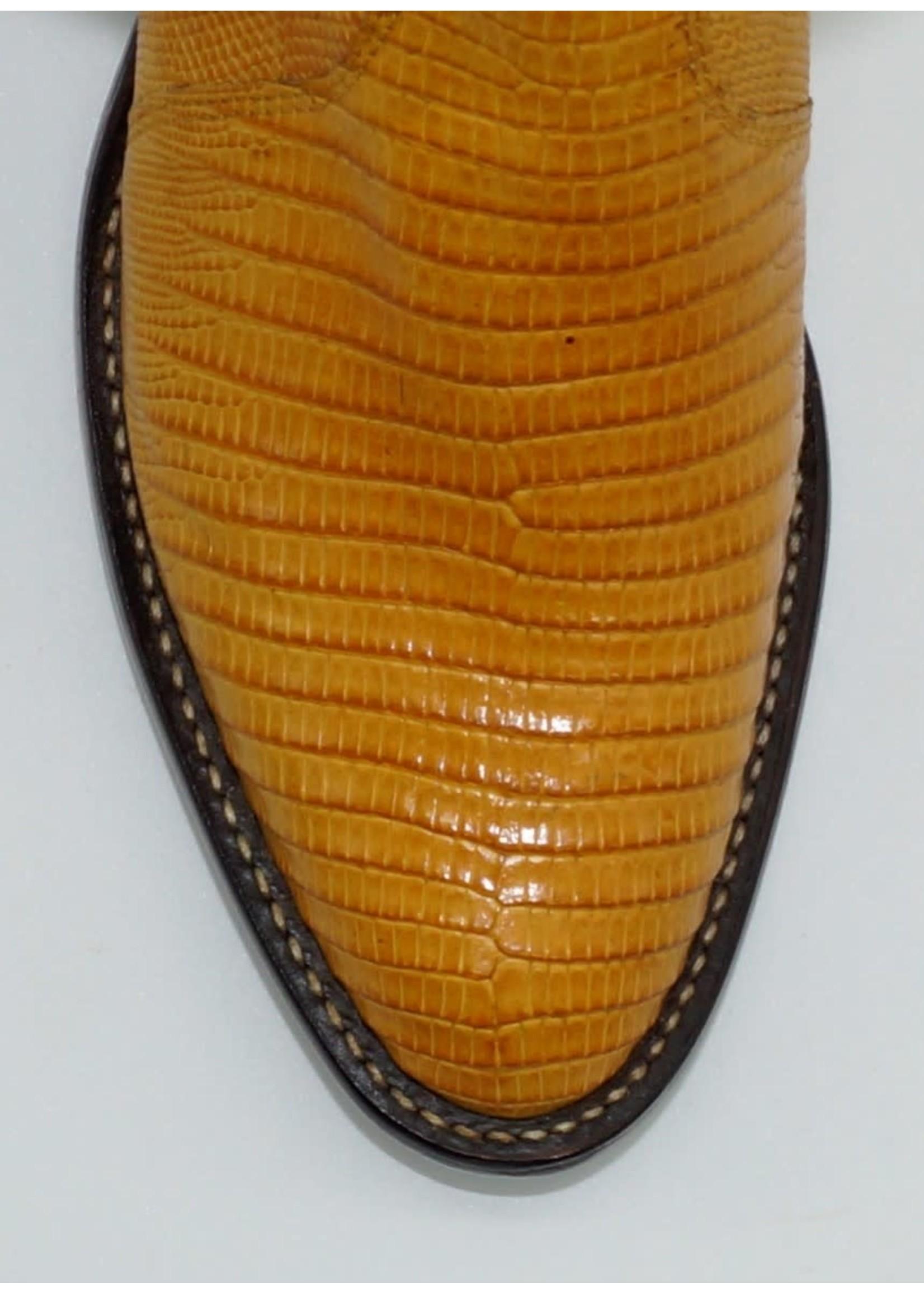 Tony Lama Women's Buttercup Lizard Y1306L