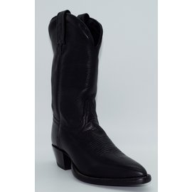 Tony Lama Women's Black Western Dress Boot F5570L