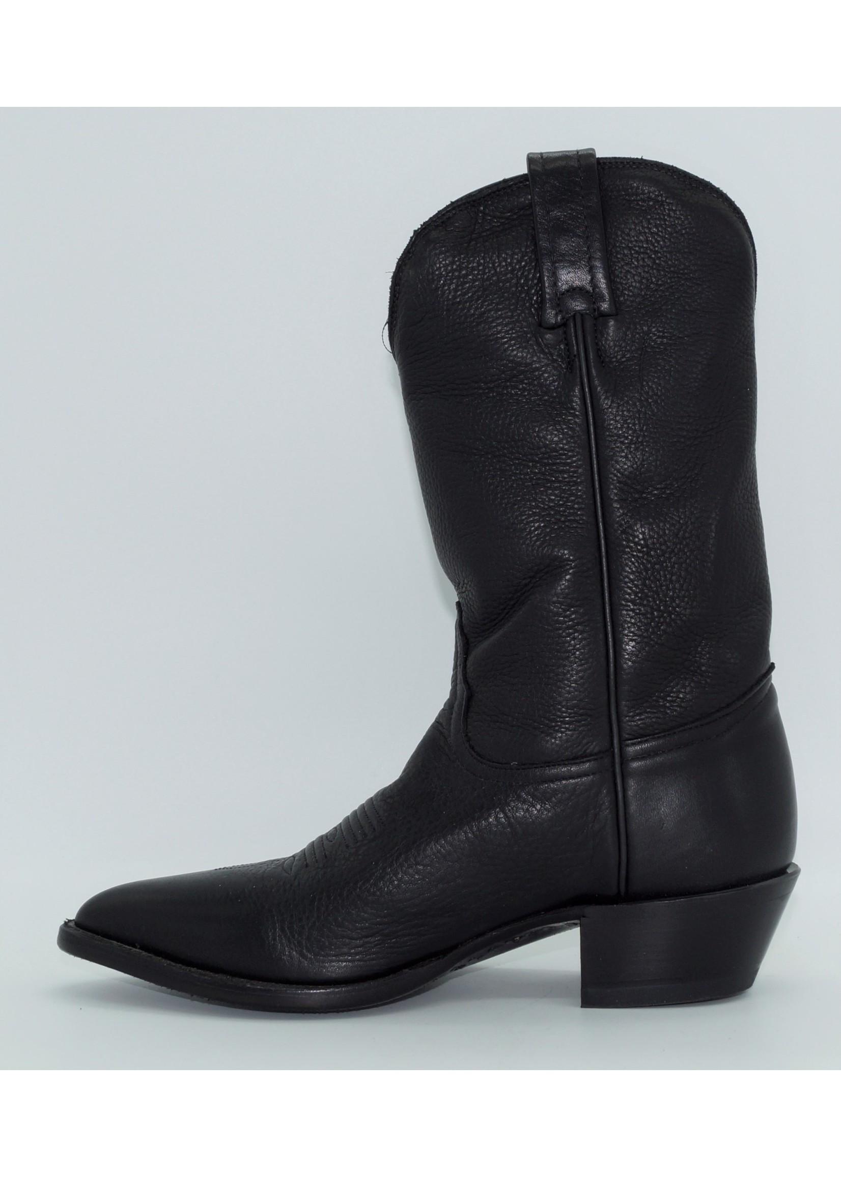 Tony Lama Women's Black Western Dress Boot F5570L