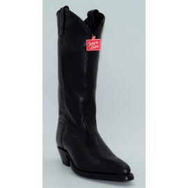 Tony Lama Women's Black Western Dress Boot 1016L