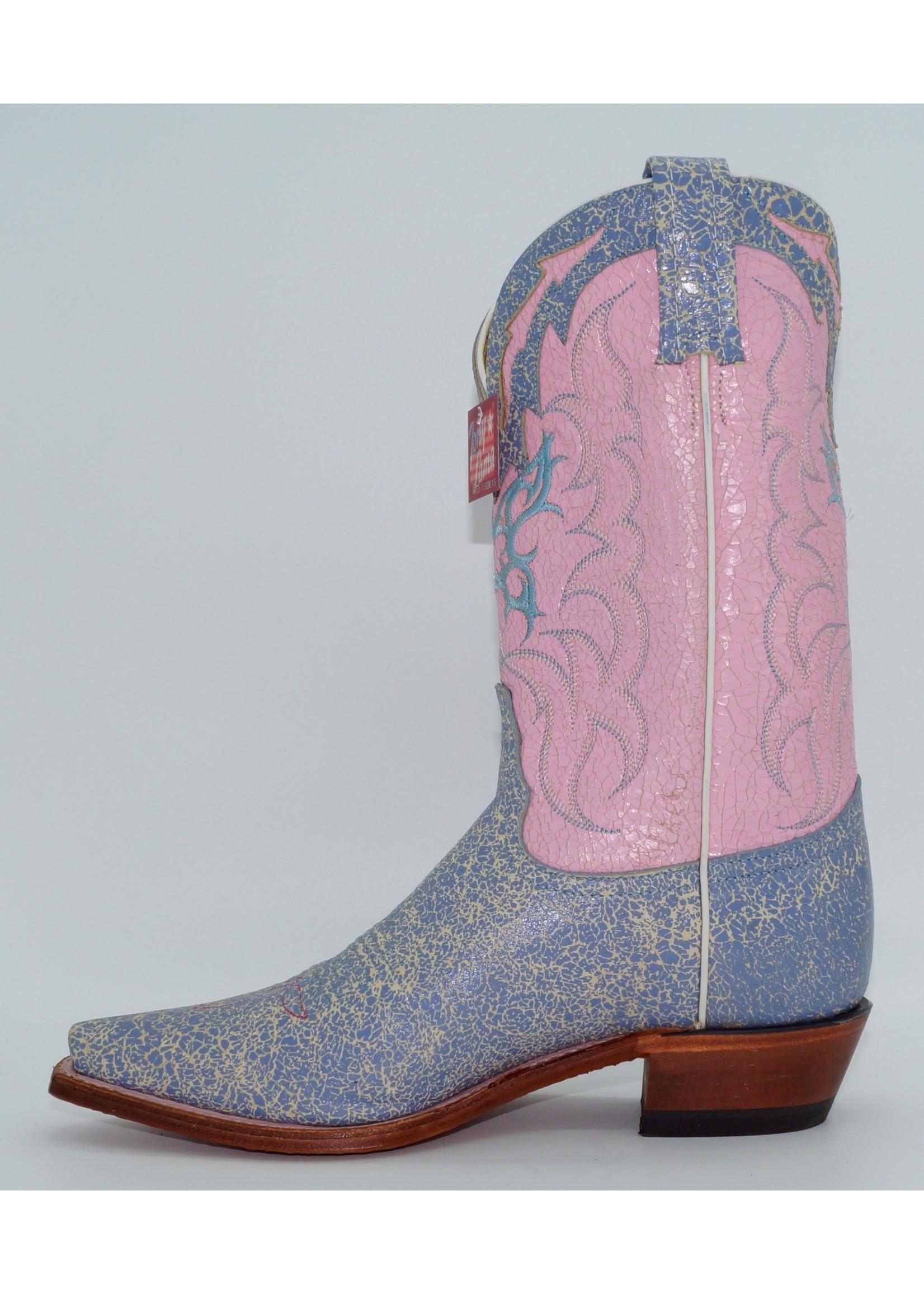 Tony Lama Women's Retro Western Dress Boot 1277L