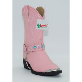 Laredo Girl's   LITTLE CONCHO  BOOT LC2212