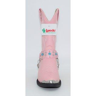 Laredo Girl's   LITTLE CONCHO  BOOT LC2212