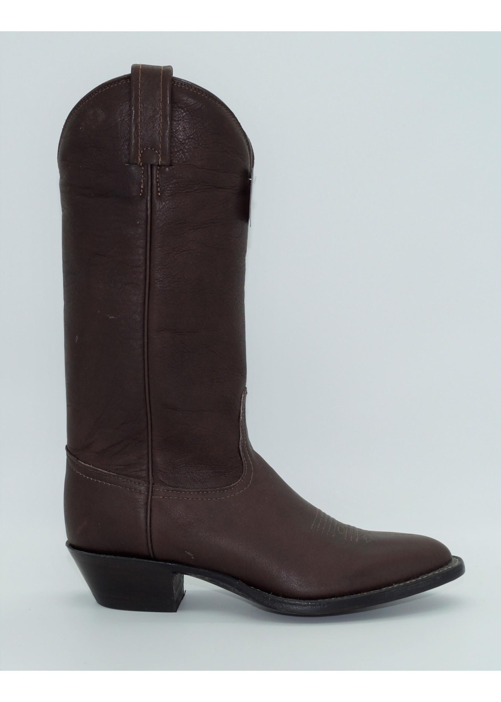 Tony Lama Womens Chocolate Western Boot F1604L