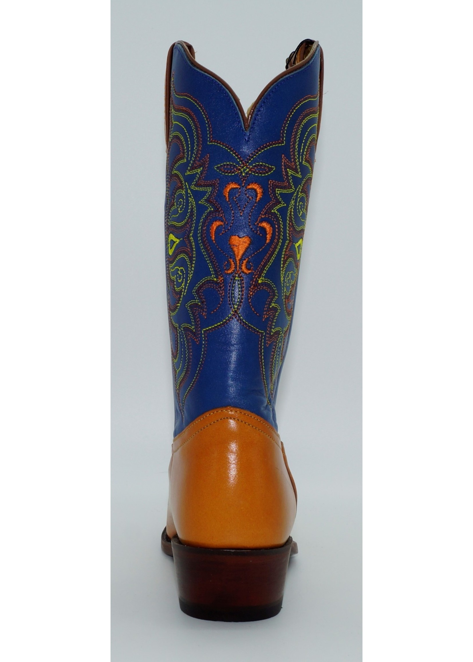 Tony Lama Womens Embroidered Western Boot VF5827
