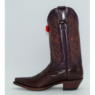 Tony Lama Women's Brown Western Dress Boot VF5828