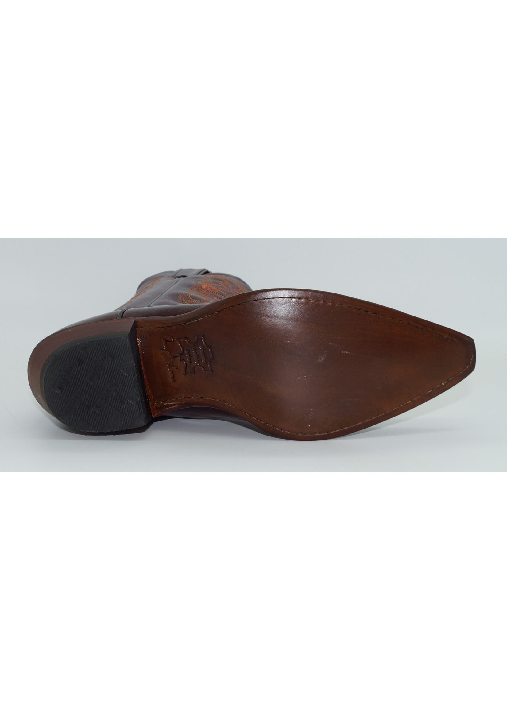 Tony Lama Women's Brown Western Dress Boot VF5828
