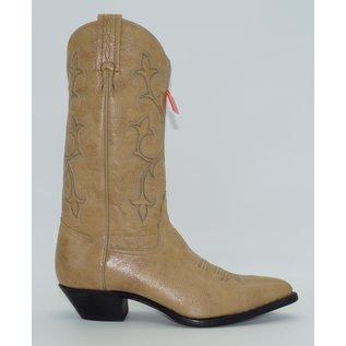 Tony Lama Womens' Tan Western Dress Boot 10573L