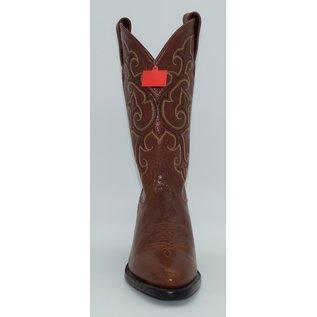 Tony Lama Women's Light Brown Western Dress Boot R10553L