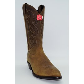 Tony Lama Womens Distressed Brown Western Boots X11533L