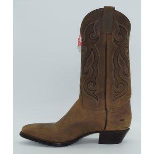 Tony Lama Womens Distressed Brown Western Boots X11533L