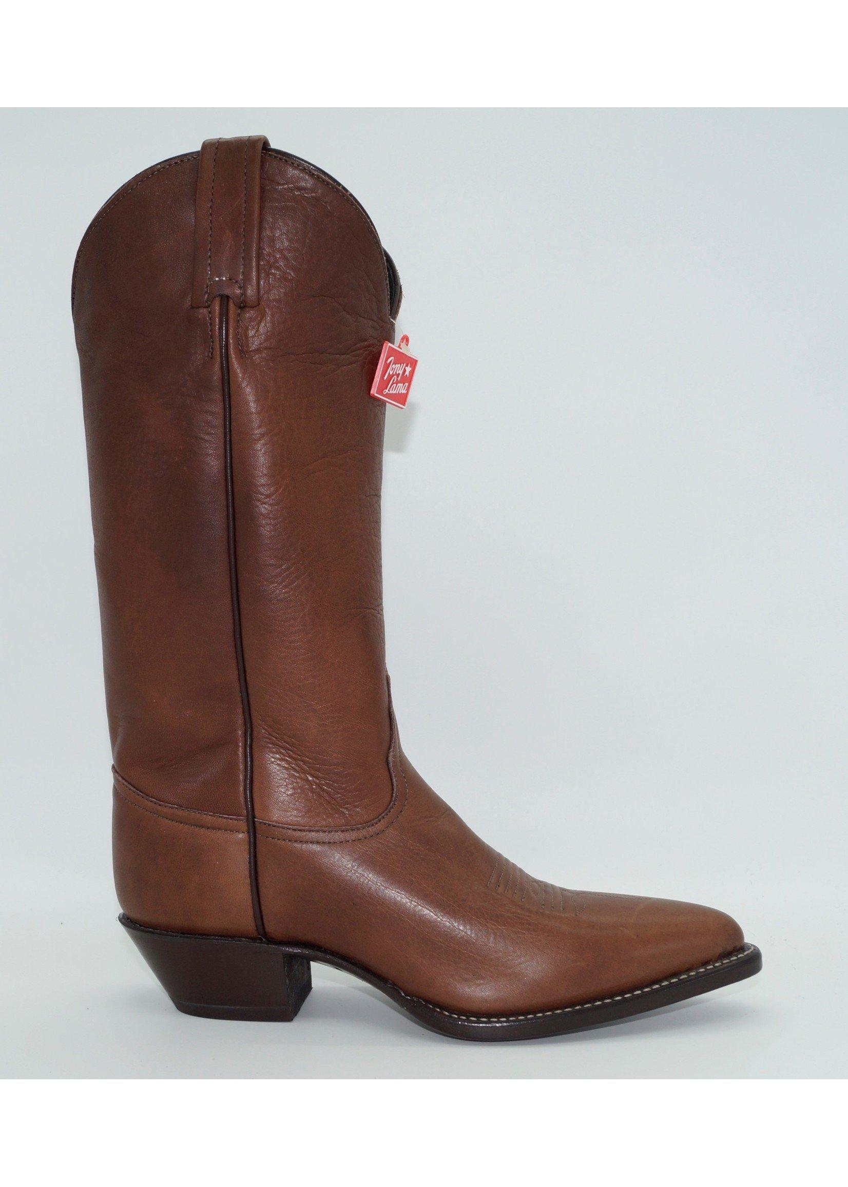 Tony Lama Women's Brown Western Boots J10133L
