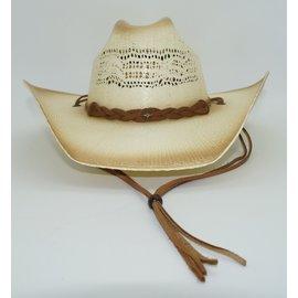 Stetson Stetson Dusty Pecos Straw Cowboy Hat -703690