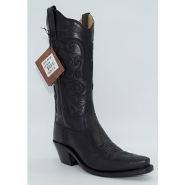 Old West Womens Black Western Boot LF1579