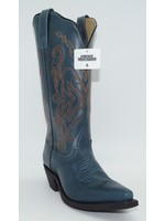 Smokey Mountain Women's Madison Blue Boot 6480