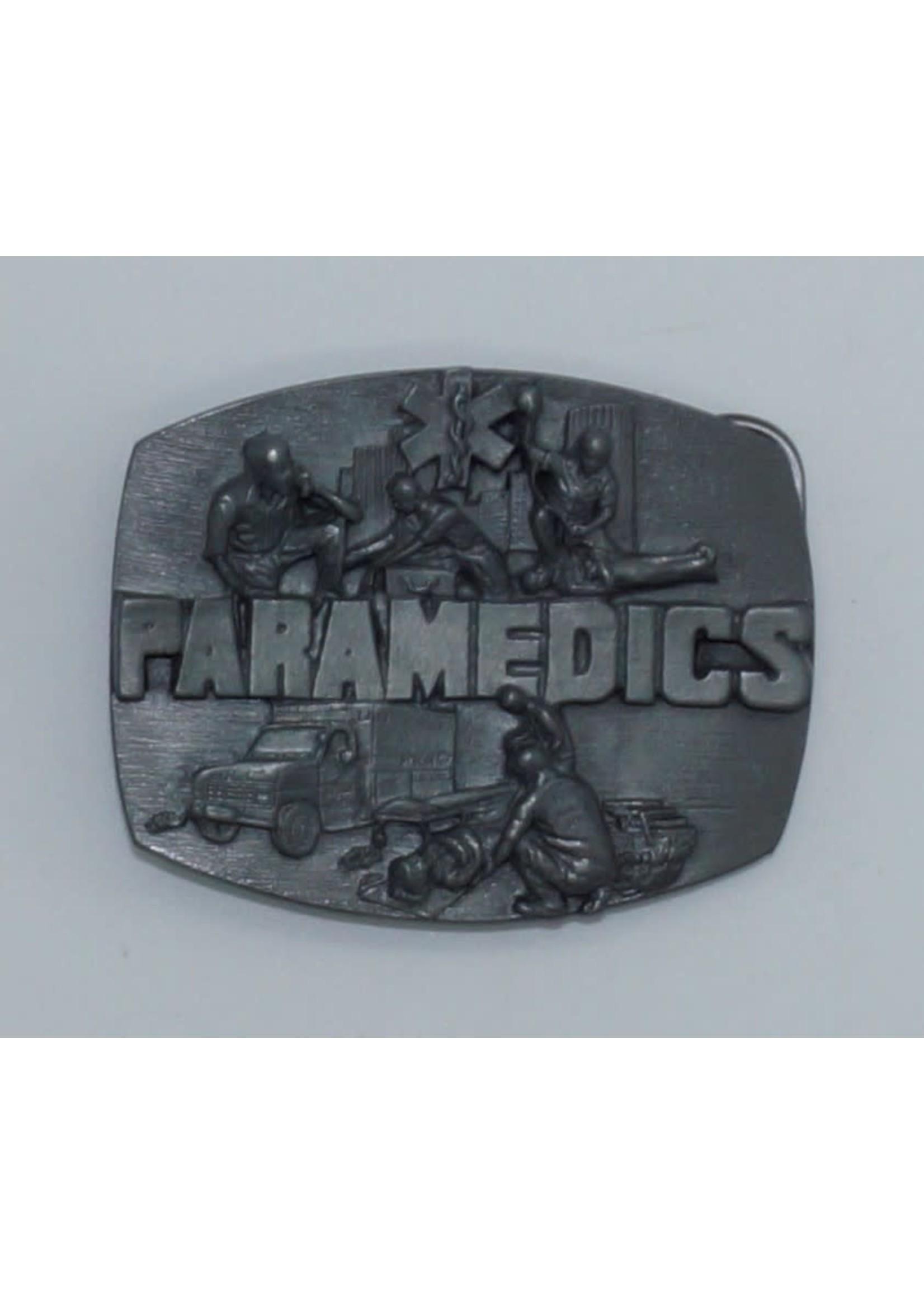 Siskiyou Gifts Paramedic Antiqued Belt BuckleO6-BKL