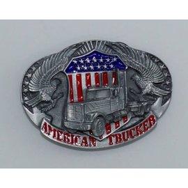 Siskiyou Gifts I8OE-M-American Trucker