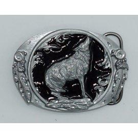 Siskiyou Gifts S7D-BKL-DC Howling Wolf