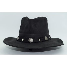 Minnetonka Buffalo Nickel Hat Black 9519