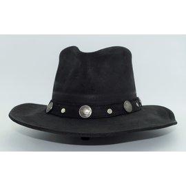 Minnetonka Buffalo Nickel Hat Black 9519