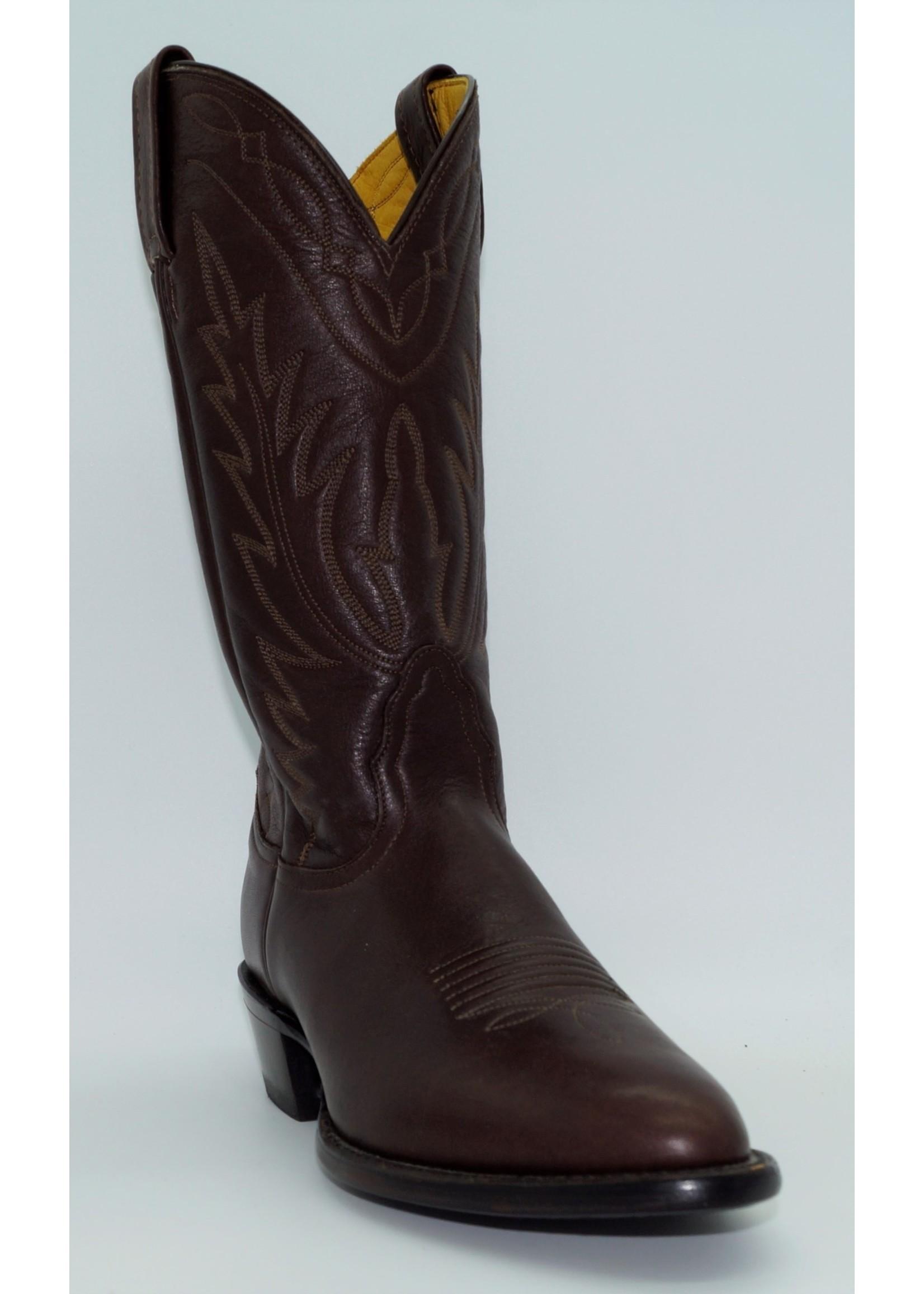 Nocona Women's Deer Brown Western Boots 17520403