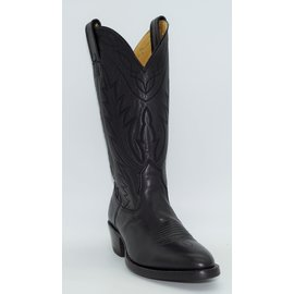 Nocona Women's Deer Black Cowgirl Boots 7501403