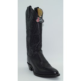 Justin Womens Black Western Boot L4911