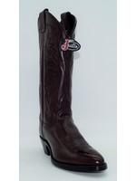 Justin Women's Black Cherry Western Boots L2630