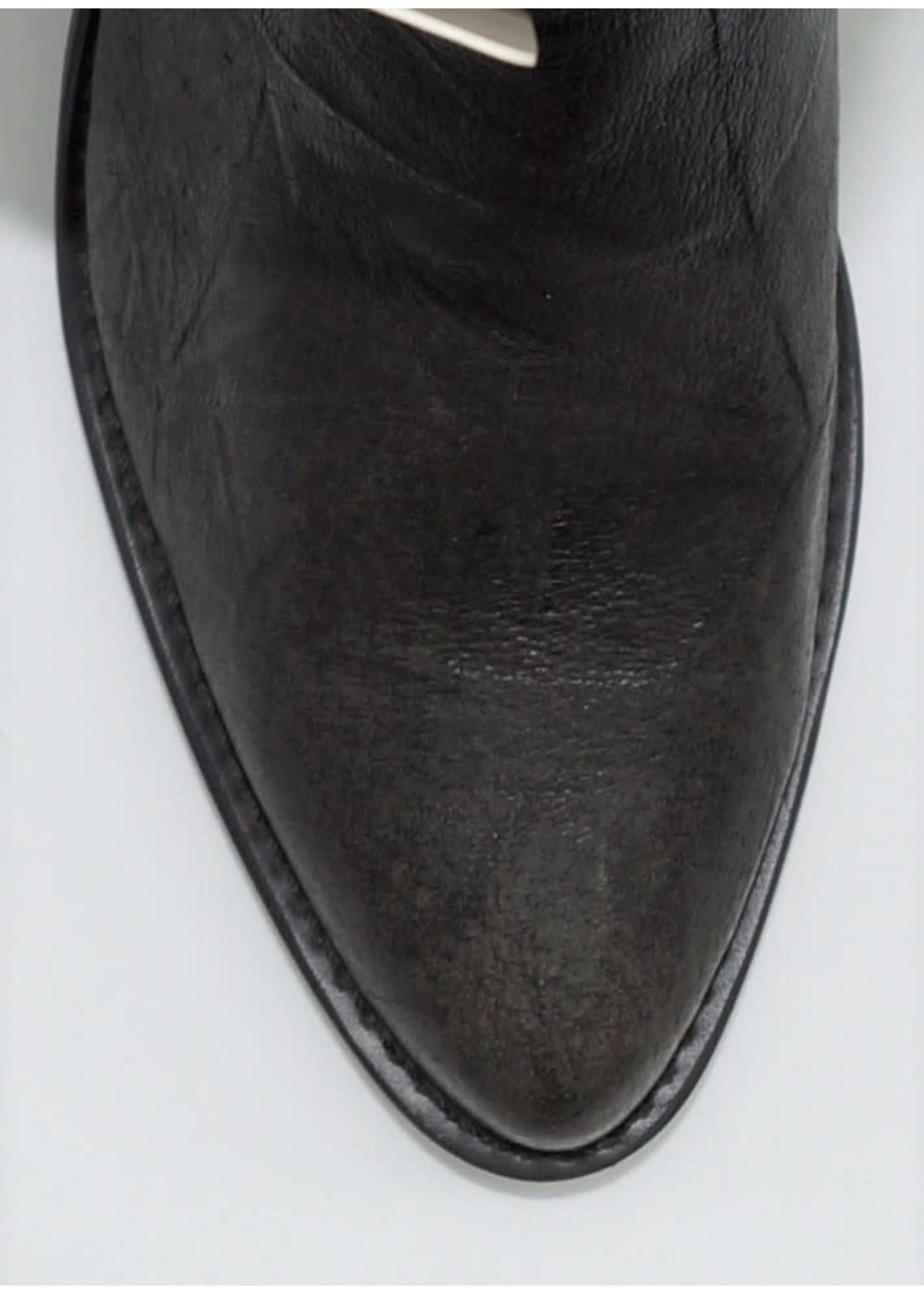 Durango Women's Fringe Black Cowboy Boots RD5200