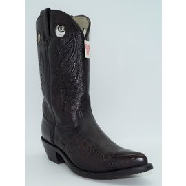 Durango Women's Black Cherry Brush-Off Leather BootRD5335