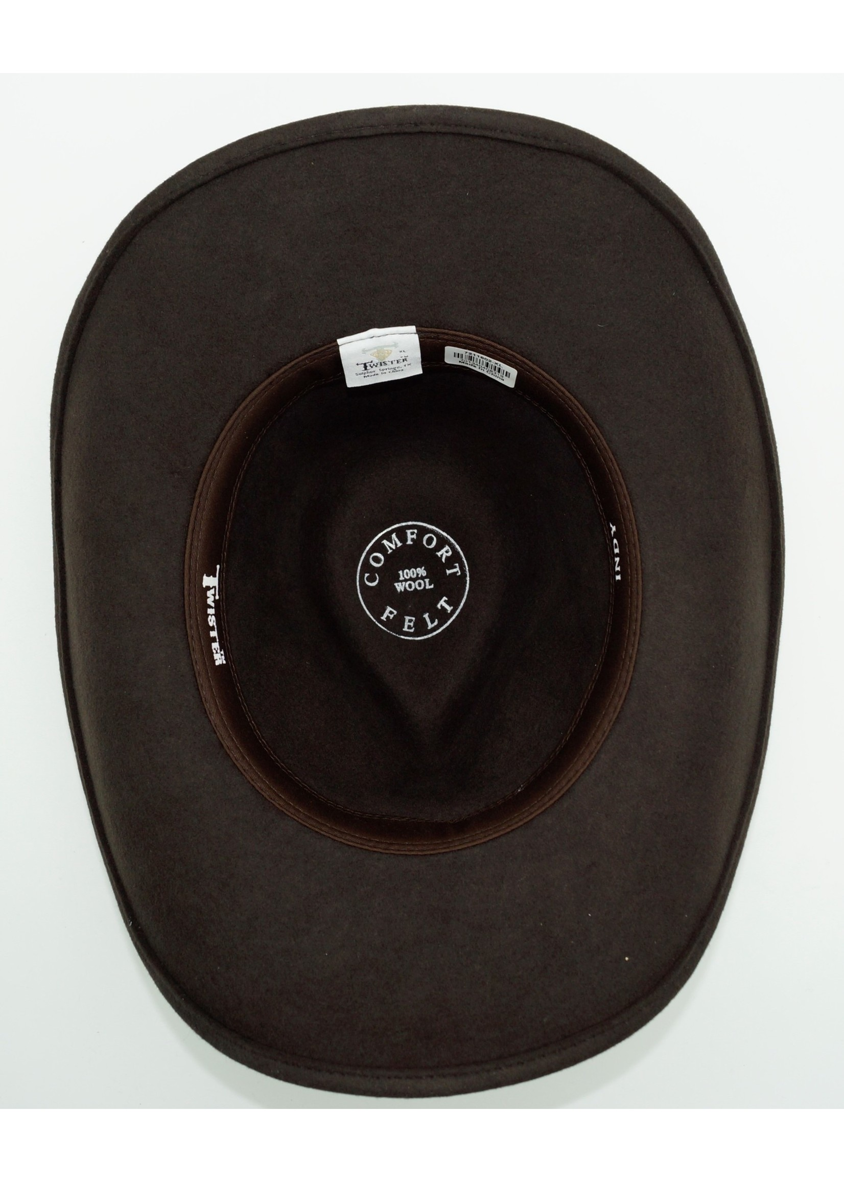 Twister Indy Brown Crushable 7211602