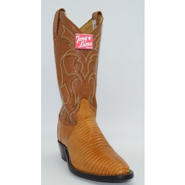 Tony Lama Men's Buttercup Lizard Y1306