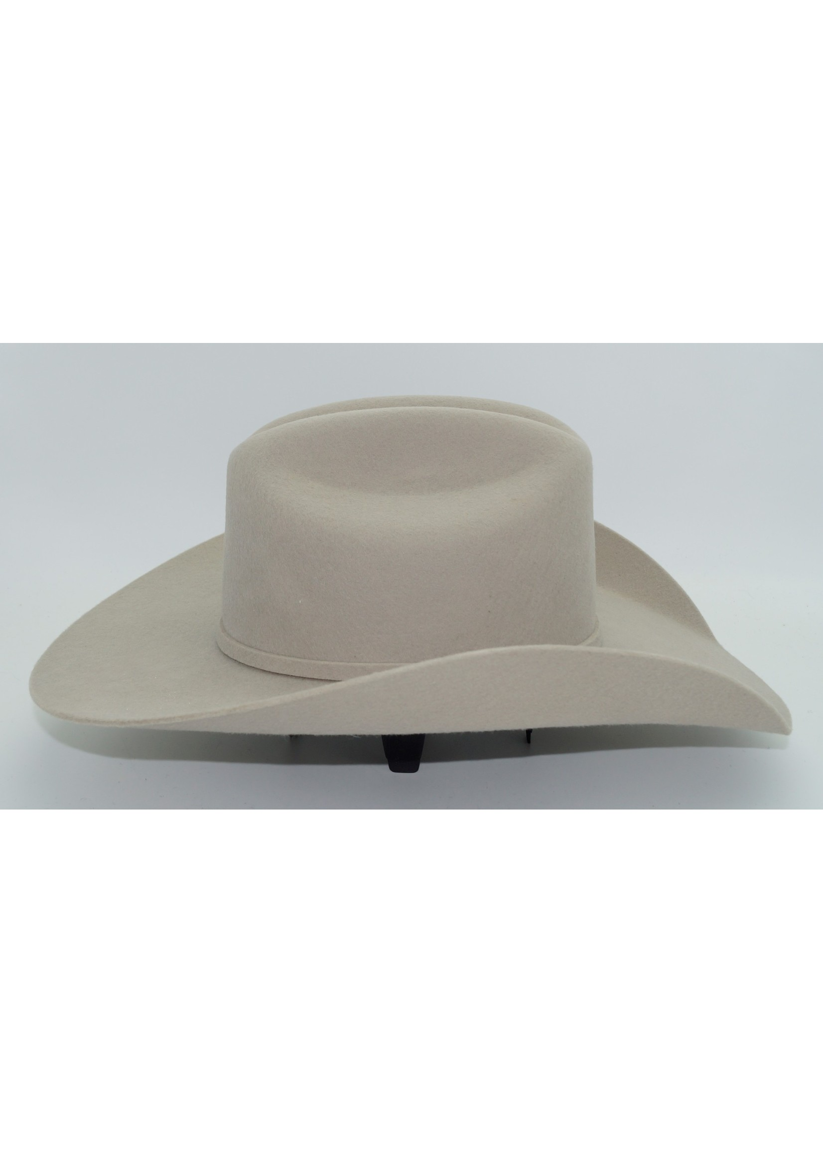 M&F Twister Dallas Western Hat Silver Belly