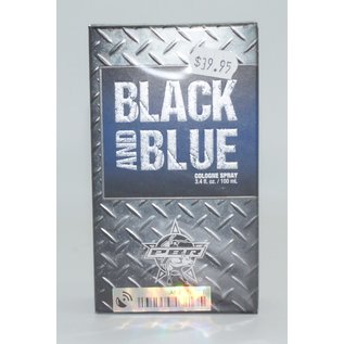Tru Fragrance PBR Black and Blue Cologne Spray, 3.4 oz 92235