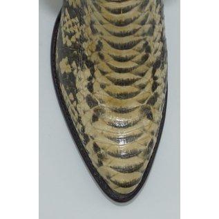 Tony Lama Paradise Snake Natural 8839