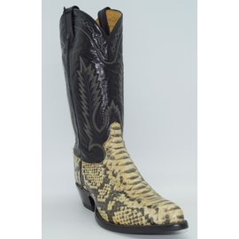 Tony Lama Paradise Snake Natural 8839