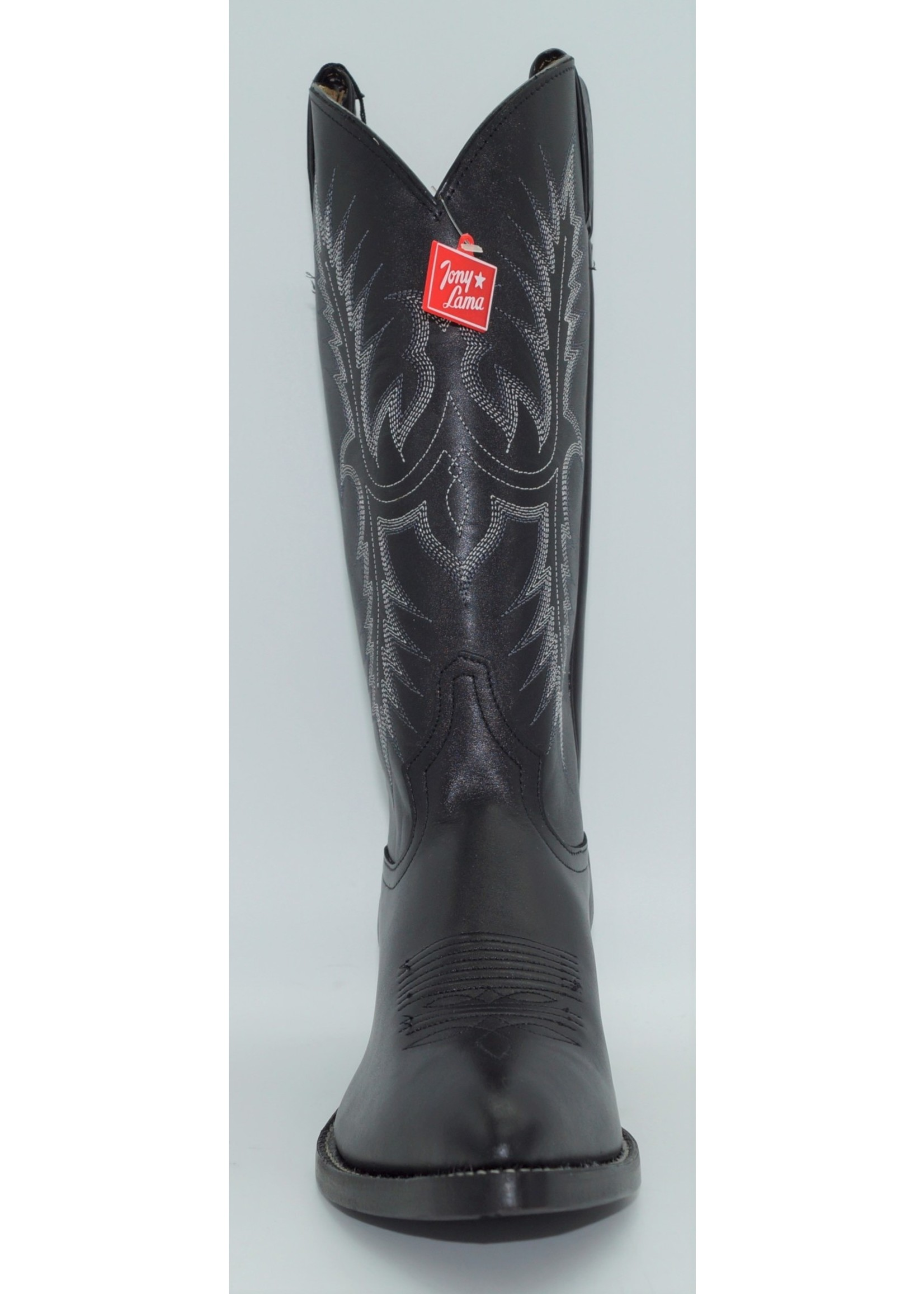 Tony Lama Black Pampas VM2995